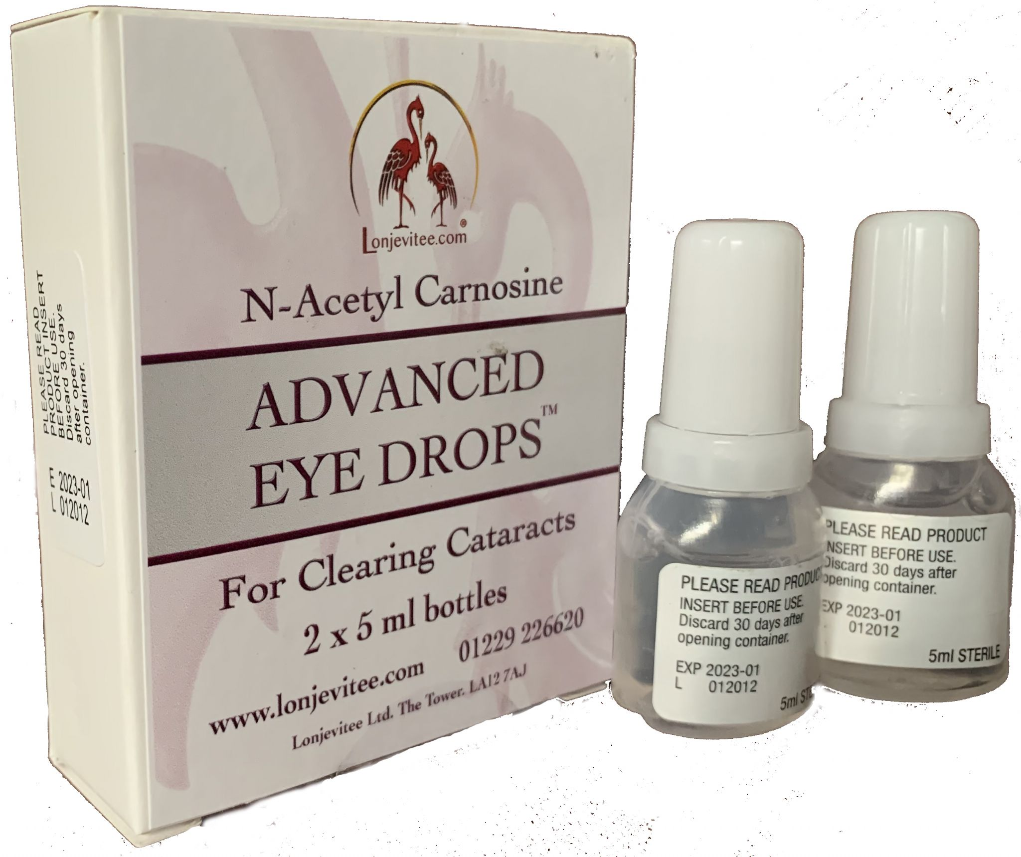 The Best Price And Most Effective N Acetyl Carnosine Eye